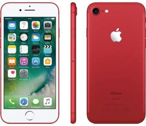 Apple iPhone 7 Plus Fully Unlocked (128GB, Red) (Renewed)
