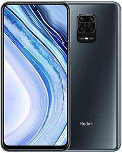 "Xiaomi Redmi Note 9 Pro (128GB, 6GB) 6.67"" FHD+ Display, Snapdragon 720G, Dual SIM GSM Unlocked Global 4G LTE (T-Mobile, AT&T, Metro, Straight Talk) International Model (128GB SD Bundle, Grey)"