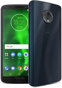 Motorola G6 – 64 GB – Unlocked (AT&T/Sprint/T-Mobile/Verizon) – Black - (U.S. Warranty) - PAAE0009US