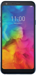 LG Q7 Plus Q610TA 5.5in 64GB T-Mobile Android Smartphone - Morrocan Blue (Renewed)
