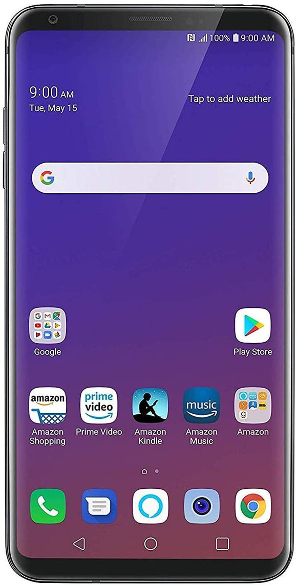LG V35 ThinQ Smartphone, GSM Unlocked (Renewed)