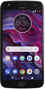 "Motorola Moto X4 Factory Unlocked Phone - 32GB - 5.2"" - Super Black - PA8S0006US"