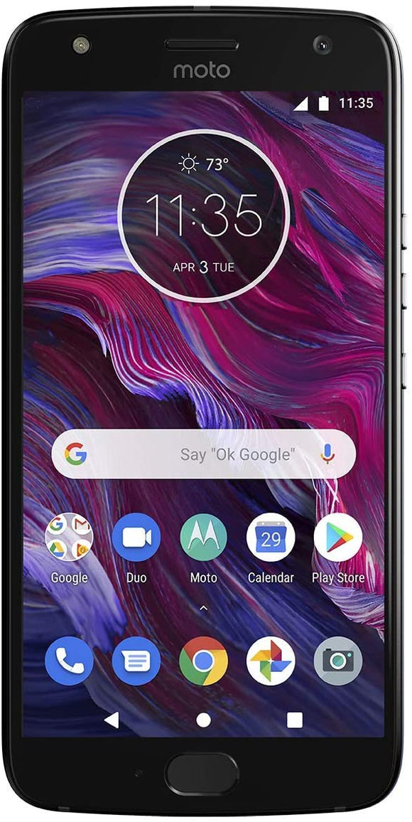 Motorola Moto X4 Factory Unlocked Phone - 32GB - 5.2