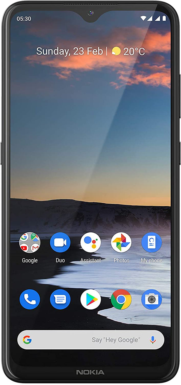 Nokia 5.3 Fully Unlocked Smartphone with 6.55