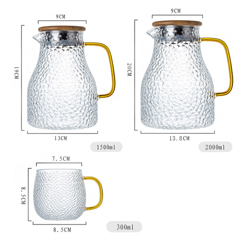 Valr Water Jug Product Size - Buy Jars   Home Decor Online Shopping   Decor Online