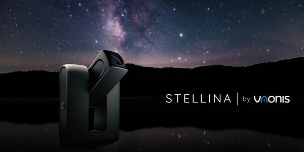 Explore space like never before, with Stellina the smart telescope