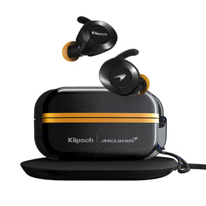 Klipsch T5II True Wireless Sport McLaren Earphones