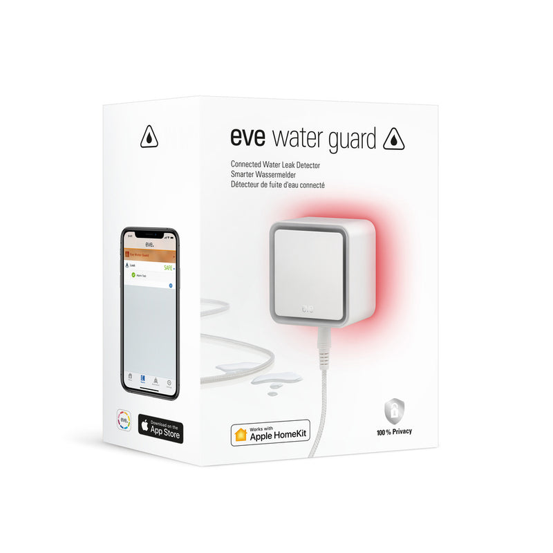 Eve Water Guard - Smart Leak Detector