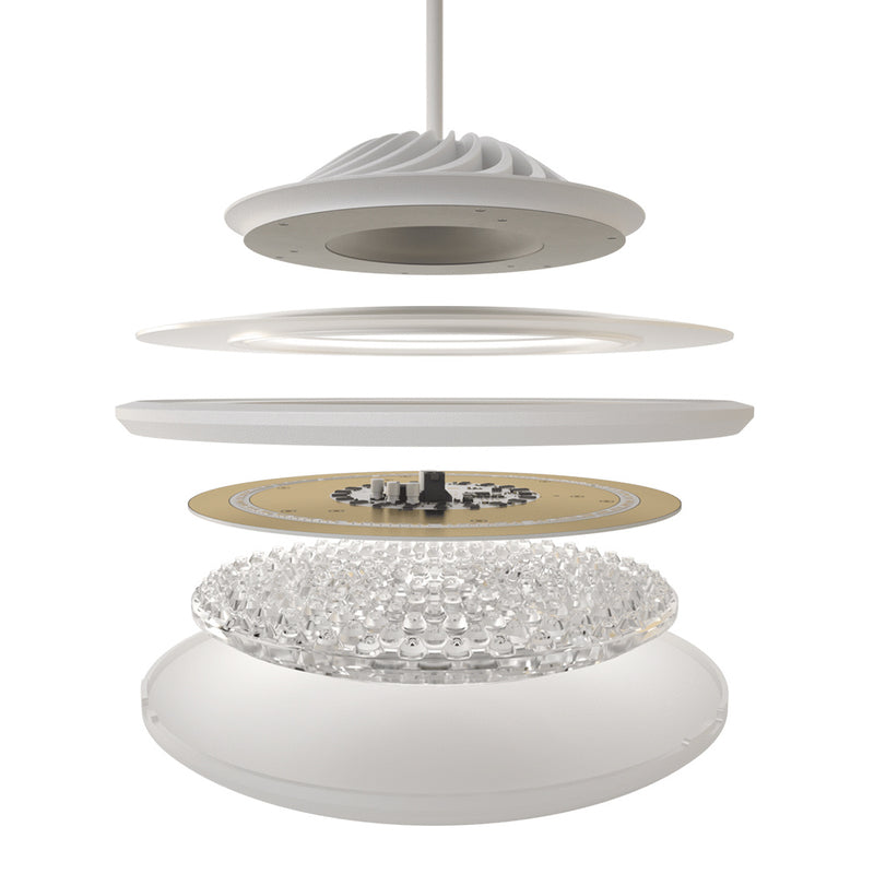 Luke Roberts Smart Pendant Lamp White