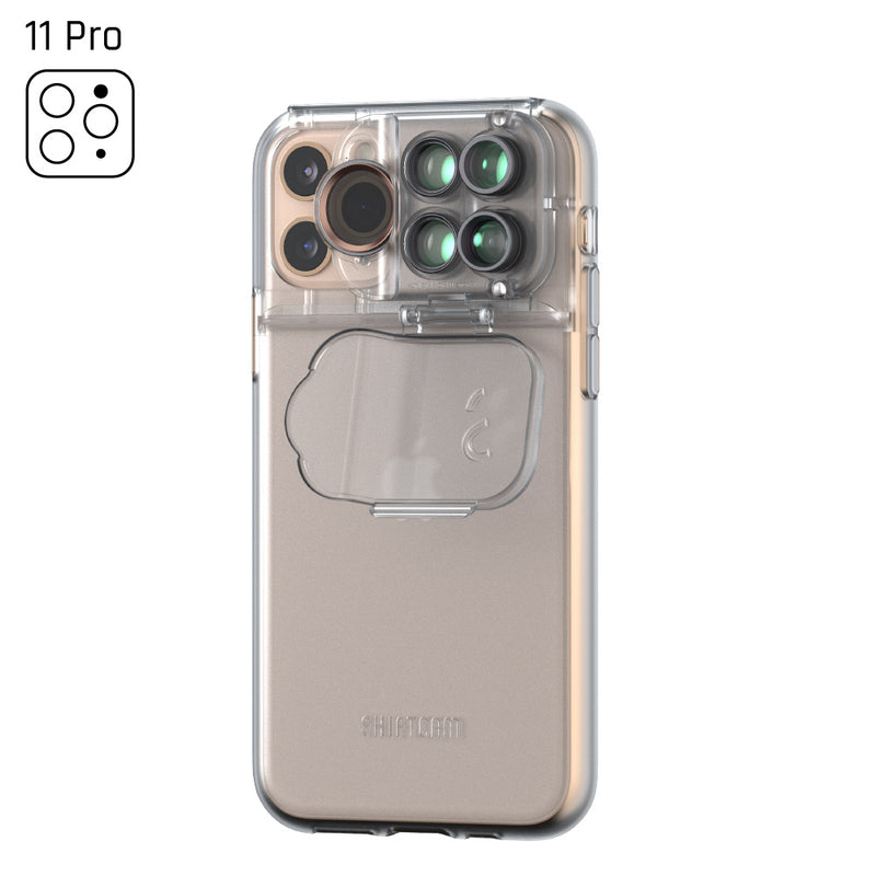 ShiftCam 5-in-1 MultiLens Case for iPhone 11 Pro