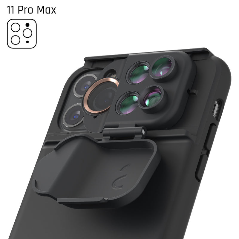 ShiftCam 5-in-1 MultiLens Case for iPhone 11 Pro Max