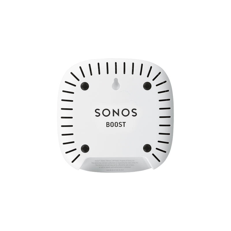 Sonos System with Boost
