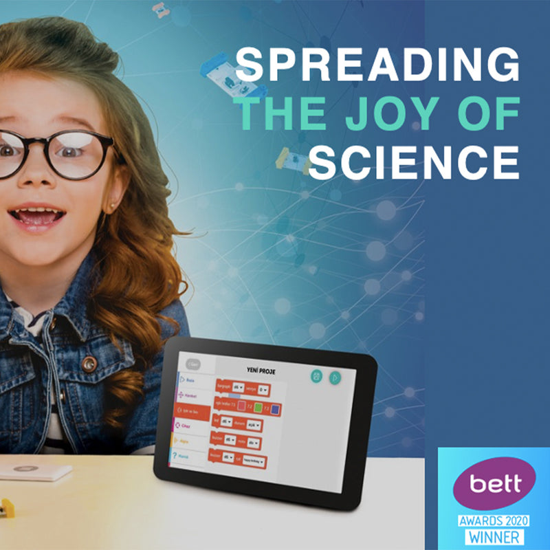 Twin Science Coding Kit