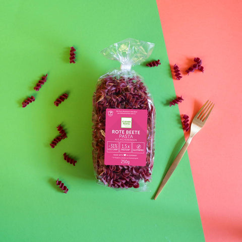 Clever Pasta Rote Beete Pasta