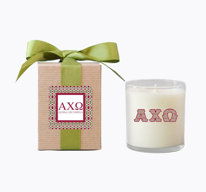 ACO Greek Soy Candle (Shipping Included)