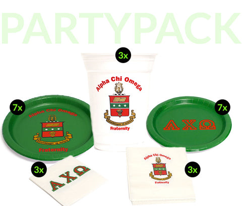 ACO Party Pack - White Cups Bundle