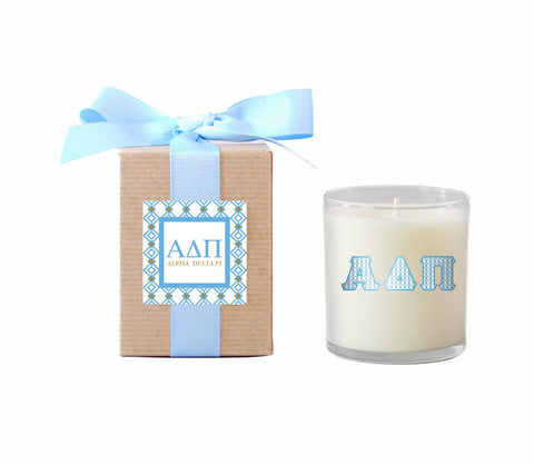 ADP Greek Soy Candle (Shipping Included)