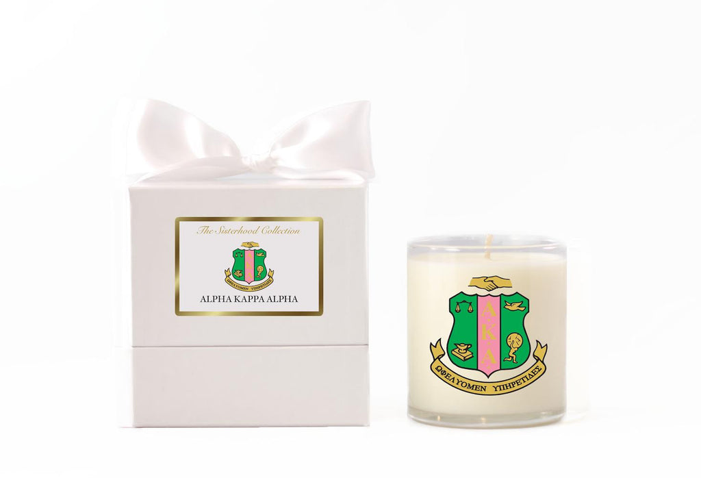 AKA Sisterhood Soy Candle (Shipping Included)