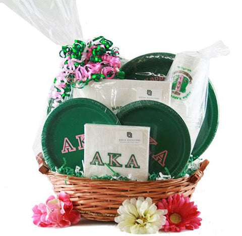 AKA Gift Basket (Shipping Included)