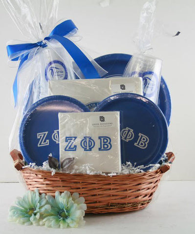 ZPB Gift Basket (Shipping Included)