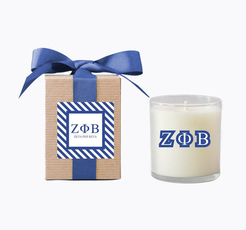 ZPB Greek Candle (Shipping Included)