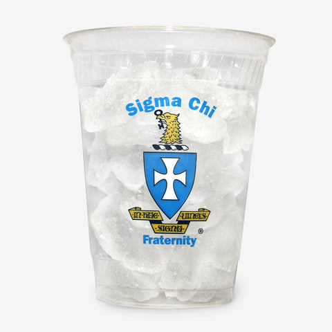 SC 16 oz Clear Plastic Cup (24ct)