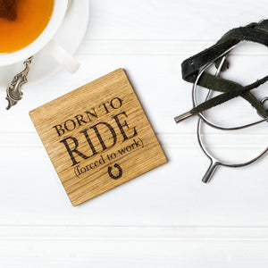 Born to Ride, Forced to Work Coaster