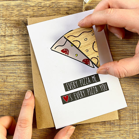 EVERY PIZZA YOU CARD