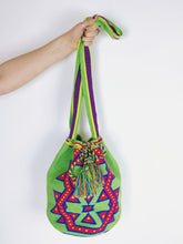 Load image into Gallery viewer, The Baranquilla Mochila