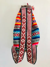 Load image into Gallery viewer, Multi Coloured Peruvian Rucksack