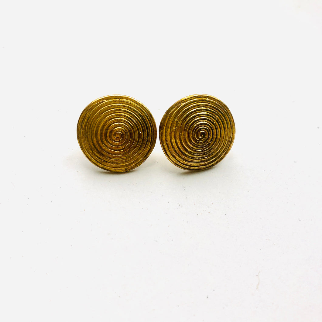 Colombian Traditional Circle Earrings