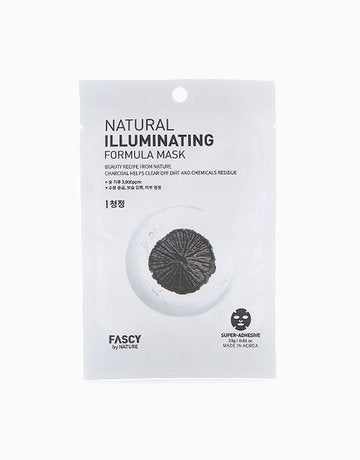 Sejas maska Fascy Natural Illuminating, 23 gr