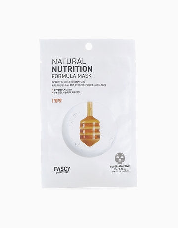 Sejas maska Fascy Natural Nutrition, 23 gr