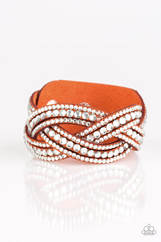 Bring On The Bling - Orange