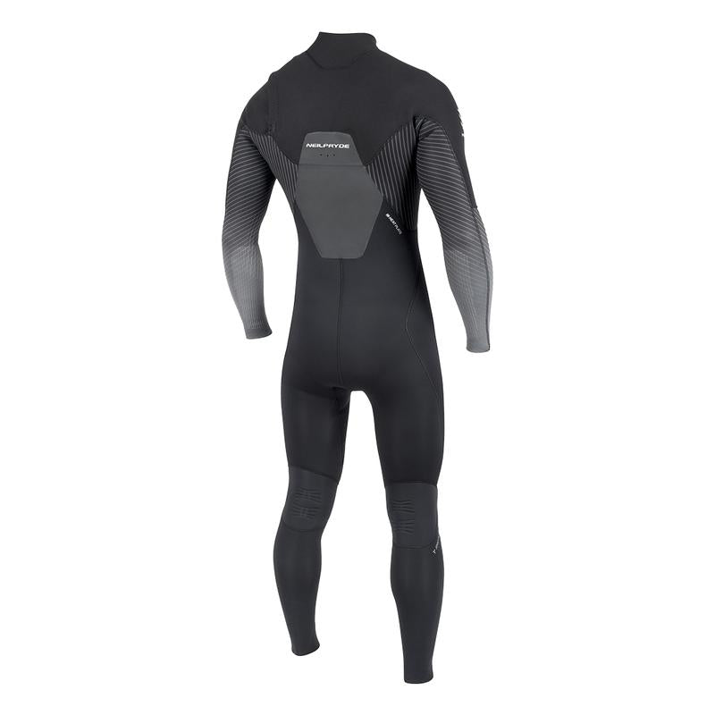 Neil Pryde - Mission Men's 4/3 Chest Zip Wetsuit