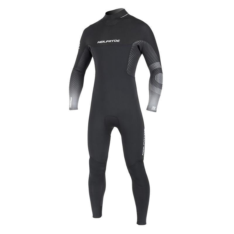 Neil Pryde - Mission Men's 4/3 Back Zip Wetsuit