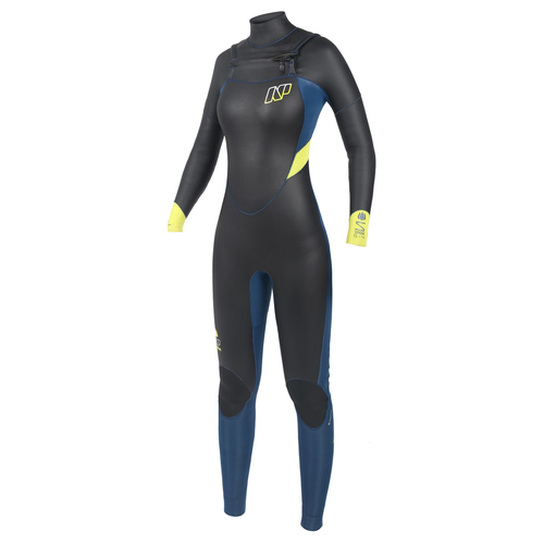 Neil Pryde - Serene Women's 5/4/3 Chest Zip Wetsuit 2016