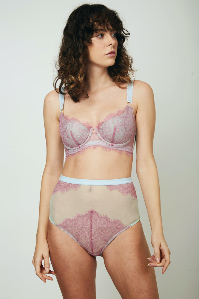 Load image into Gallery viewer, FREYA HALF-PAD BALCONETTE BRA