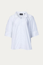 THE KOOPLES - HIGH NECK BUTTON DOWN SHIRT