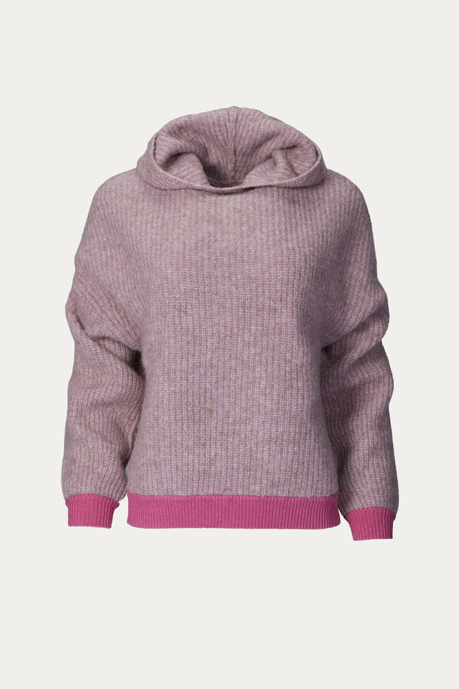 _GetTheLook, _related:EMELY-SKIRT, Activewear & Loungewear, baby llama, cashmere, Clothing, cozy, Everyday Essentials, extra fine, hooded, hot pink, jumper, lavender, light pink, light purple, lilac, lilac combo, magenta, merino, Naadam, pastel, pink, polyamide, purple, ribbed, shirt, Shirts, solid, sweater, Sweaters & Knits, sweatshirt, top, tops