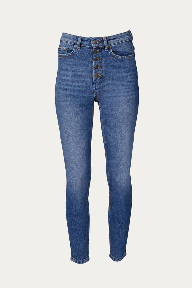 THE KOOPLES - BUTTON FLY JEANS