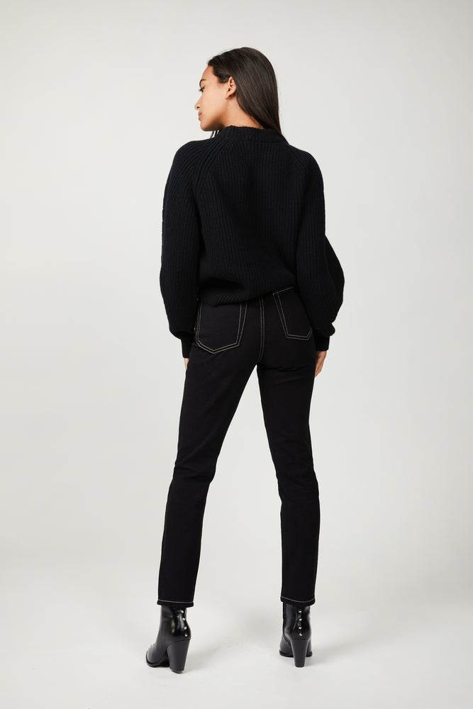Load image into Gallery viewer, In The Mood For Love Fifi Sweater - Comfort And Luxury