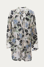 SISTER JANE - SOIREE EMBROIDERED OVERSIZE SHIRT