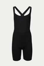 Activewear & Loungewear, bike unitard, black, black bike unitard, black short unitard, Clothing, elastane, Héros, New Arrivals, polyamide, short unitard, Time to Train, unitard