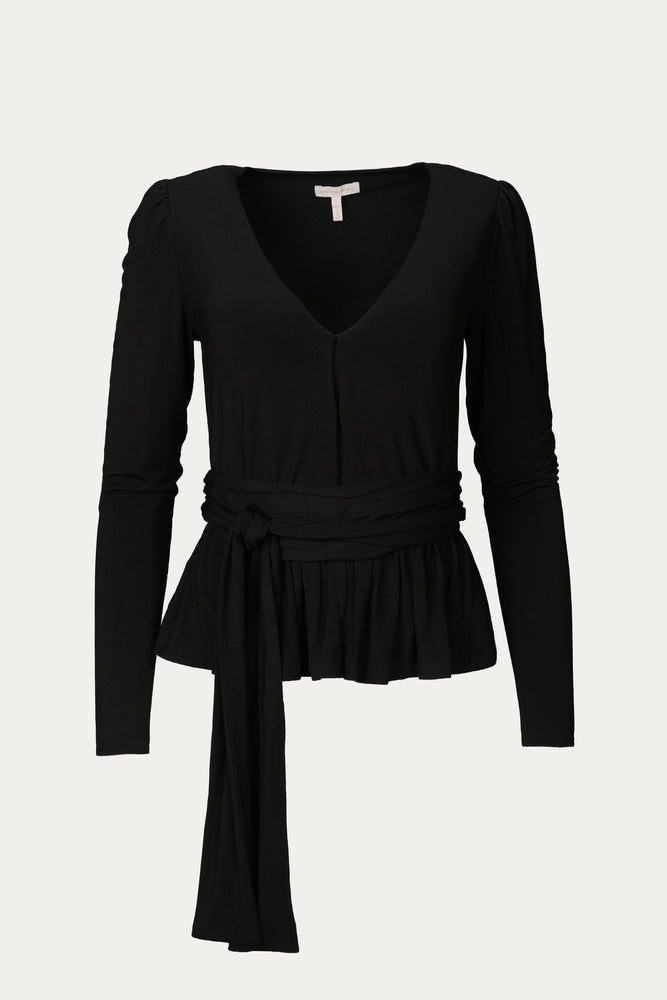 acrylic, belt, black, Cardigan, Clothing, embroidery, New Arrivals, Rebecca Taylor, Sweaters & Knits, wool