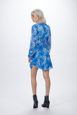 Load image into Gallery viewer, THE KOOPLES - FLORAL PRINT DRESS