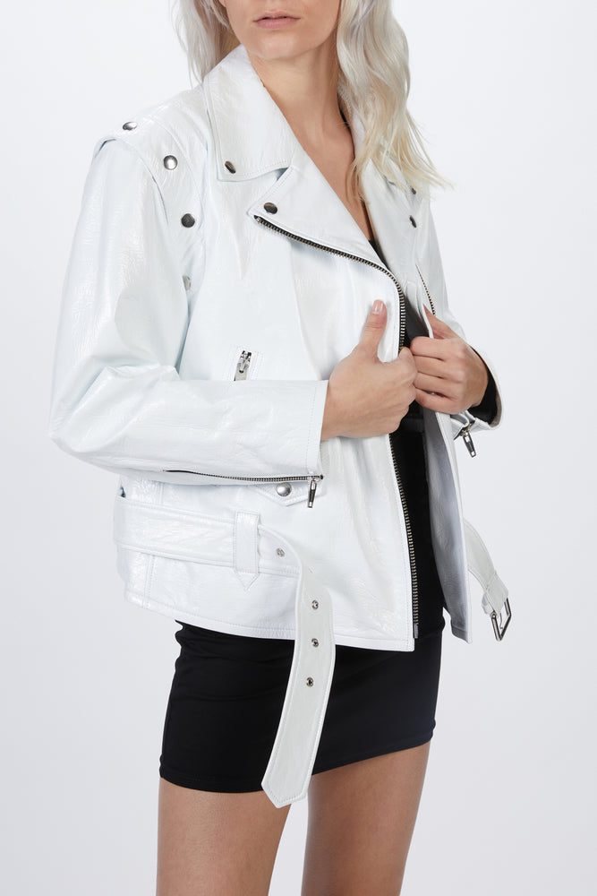 Load image into Gallery viewer, THE KOOPLES - LEATHER JACKET