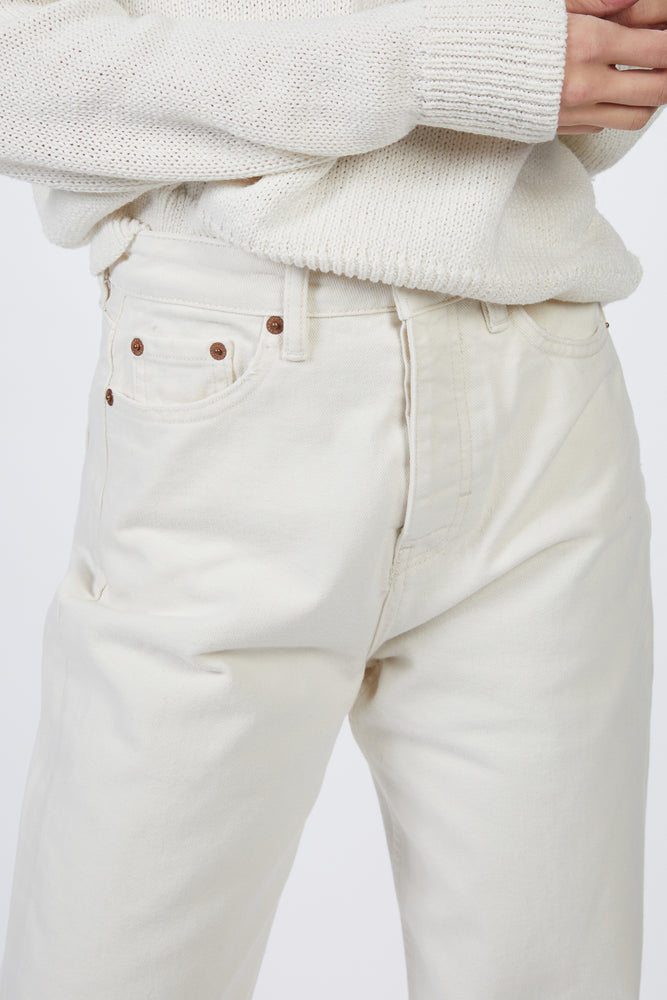 Load image into Gallery viewer, THE KOOPLES - WHITE DENIM