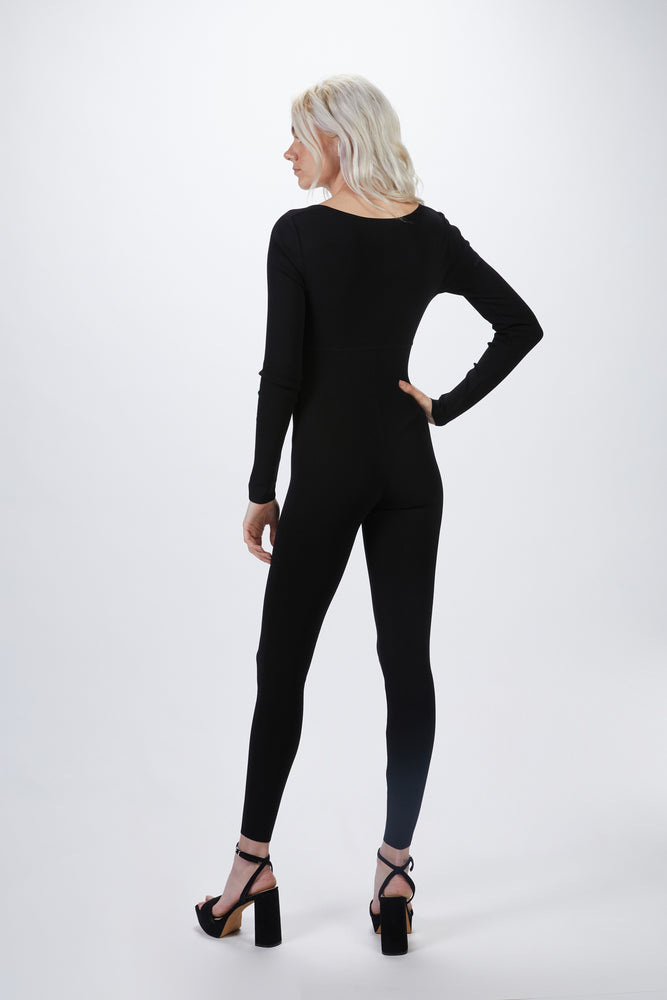 Load image into Gallery viewer, ZEYNEP ARCAY - PRINCESS KNIT CATSUIT