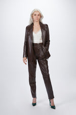 ZEYNEP ARCAY - SUIT LEATHER JACKET
